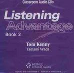 LISTENING ADVANTAGE. BOOK 2(CD 2장)