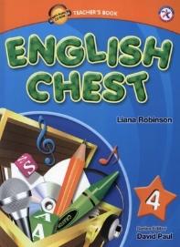 ENGLISH CHEST. 4(TEACHERS BOOK)(CD1장포함)
