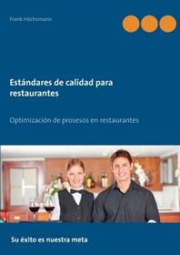 Estandares de calidad para restaurantes