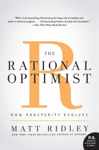 [보유]The Rational Optimist (Paperback)