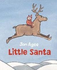 [해외]Little Santa (Hardcover)