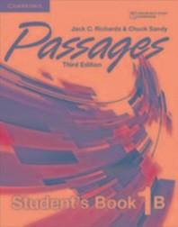 [해외]Passages Level 1 Student's Book B (Paperback)