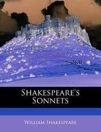 [해외]Shakespeare's Sonnets (Paperback)