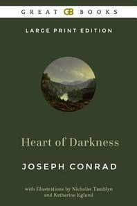Heart of Darkness by Joseph Conrad (Illustrated)