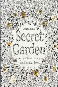 Secret Garden (컬러링북)