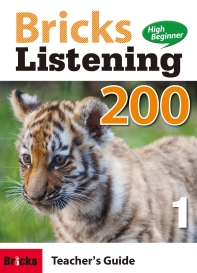 Bricks Listening High Beginner 200. 1(Teacher's Guide)