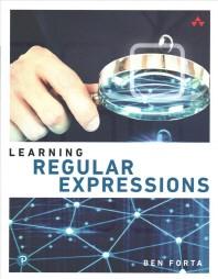 [해외]Learning Regular Expressions (Paperback)