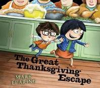 [해외]The Great Thanksgiving Escape (Hardcover)