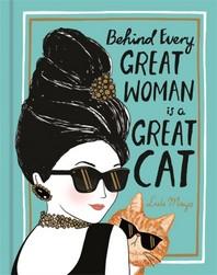 [해외]Behind Every Great Woman is a Great Cat