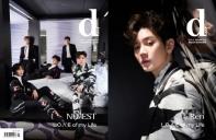 D-icon vol.6 뉴이스트 NU'EST L.O.ㅅ.E of my Life - Ren [홍콩]