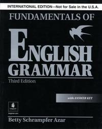 Fundamentals of English Grammar : Student Book with Answer Key / Full