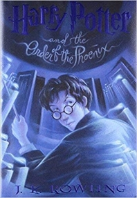 Harry Potter & the Order of the Phoenix(Book 5) ///GG11