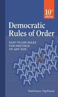 [해외]Democratic Rules of Order