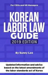 [해외]Korean Labor Law Guide