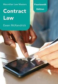 [해외]Contract Law