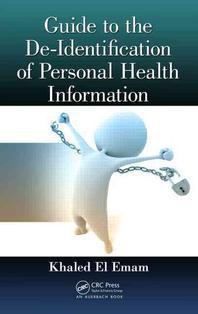 [해외]Guide to the de-Identification of Personal Health Information
