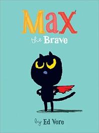 [해외]Max the Brave (Board Books)