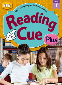 Reading Cue Plus Level. 1(B+CD+W)(New)(CD1장포함)