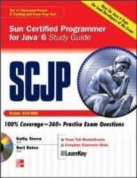 [해외]SCJP Sun Certified Programmer for Java 6 Study Guide (Hardcover)
