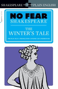 [해외]The Winter's Tale (No Fear Shakespeare), Volume 23