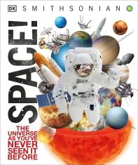 [해외]Space! (Hardcover)