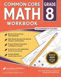 [해외]8th grade Math Workbook