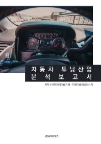 자동차 튜닝산업 분석 보고서