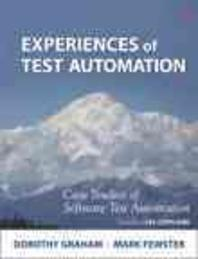[해외]Experiences of Test Automation (Paperback)