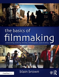 [해외]The Basics of Filmmaking (Paperback)