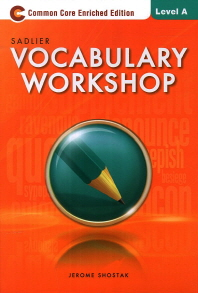 Vocabulary Workshop Level A