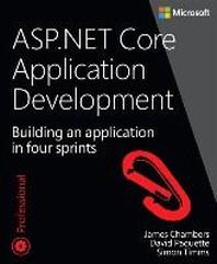 [해외]ASP.NET Core Application Development (Paperback)