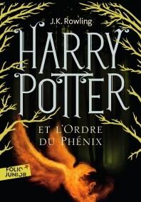 (구판)Harry Potter Et L'Ordre Du Phenix (Book 5)