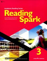 Reading Spark. 3(CD1장포함)(Academic Reading Series)