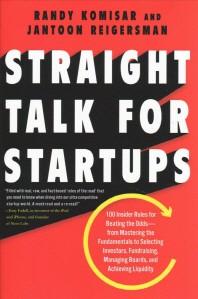 [해외]Straight Talk for Startups