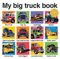 [해외]My Big Truck Book