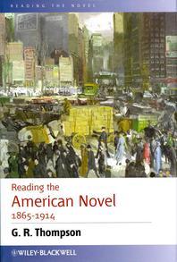 Reading the American Novel 1865-1914 (Hard)