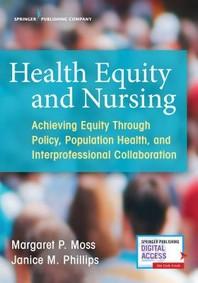 [해외]Health Equity and Nursing
