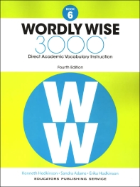 Wordly Wise 3000: Book 6 (4/E)