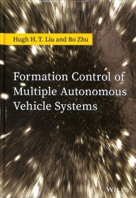 [해외]Formation Control of Multiple Autonomous Vehicle Systems