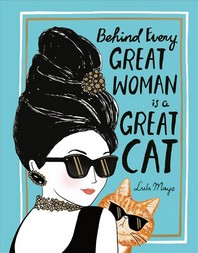 [해외]Behind Every Great Woman Is a Great Cat