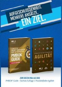 [해외]A Guide to the Project Management Body of Knowledge (Pmbok(r) Guide-Sixth Edition / Agile Practice Guide Bundle (German) (Paperback)