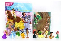 My Busy Books : DISNEY PRINCESS GREAT ADVENTURES