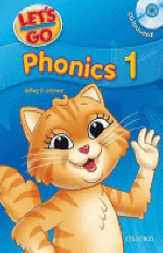 Let's Go Phonics 1