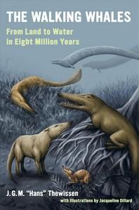[해외]The Walking Whales (Hardcover)