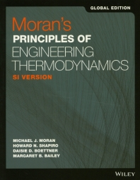 Morans Principle of Engineering Thermodynamics