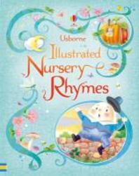 Usborne Illustrated Book of Nursery Rhymes