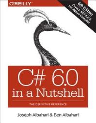 [해외]C# 6.0 in a Nutshell (Paperback)