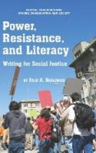 [해외]Power, Resistance, and Literacy (Hardcover)