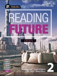 Reading Future Create 2 New(SB+CD)