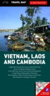 Vietnam Globetrotter Travel Map 7th
